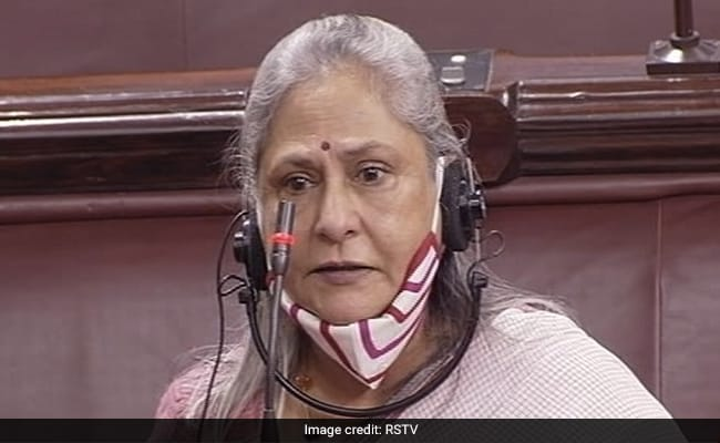 'Bite Hand That Feeds You': Jaya Bachchan Hits Back At BJP's Ravi Kishan