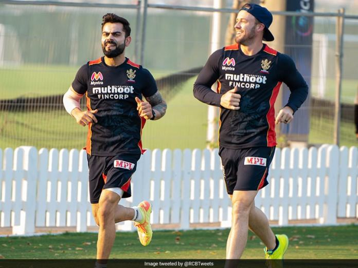 """Virat Kohli Happy With How RCB Are """"Shaping Up"""" For IPL 2020"""