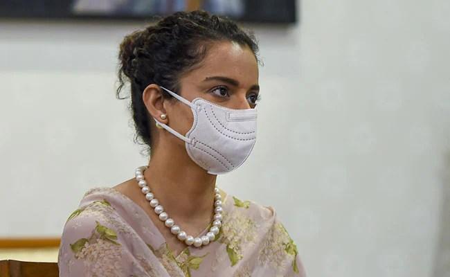 अभिनेत्री कंगना रनौत और उनकी बहन रंगोली को बांद्रा पुलिस ने पूछताछ के लिए नोटिस जारी किया