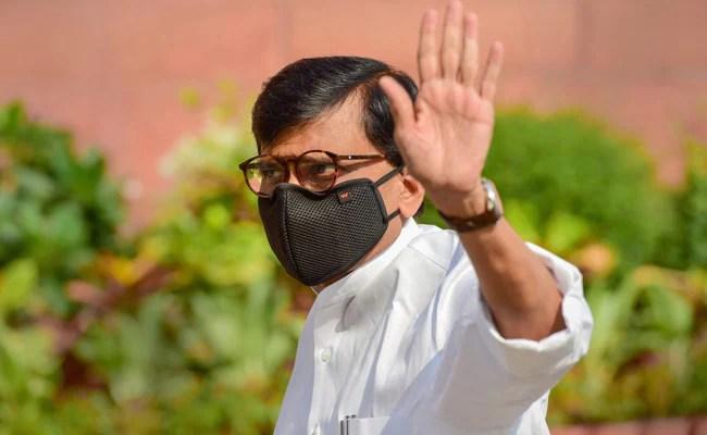 'A Sin To Discuss Politics?' Sanjay Raut After Meeting Devendra Fadnavis
