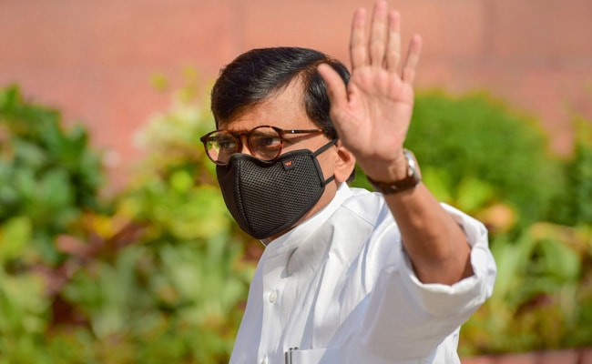 People From Kumbh Mela Will 'Cause Further Spread Of Covid': Sanjay Raut