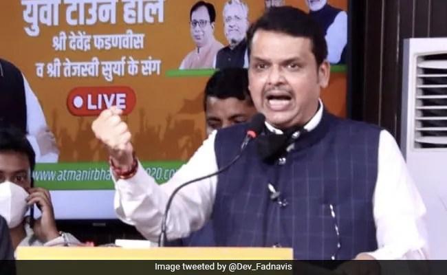 'Declare Wet Drought In Maharashtra': Devendra Fadnavis To Uddhav Thackeray