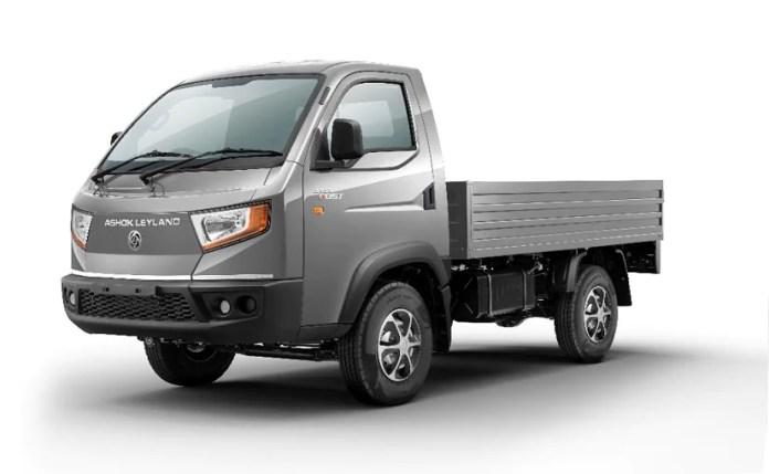 Ashok Leyland plans to export the Bada Dost LCV to Sri Lanka, Bangladesh, Nepal, and Africa