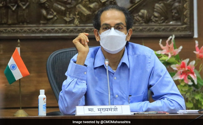 At Plasma Centre Event, Uddhav Thackeray Warns Against Let Up In Covid Fight