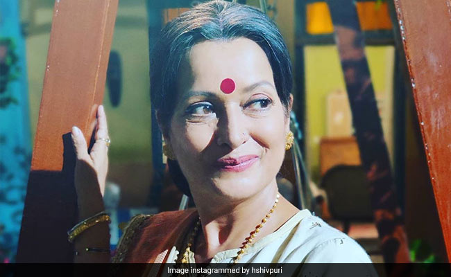Veteran Actress Himani Shivpuri Tests Positive For COVID-19, Admitted To Hospital