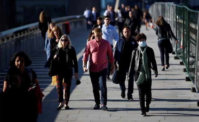 UK Warns Of Possible Second Lockdown As Coronavirus Cases Increase