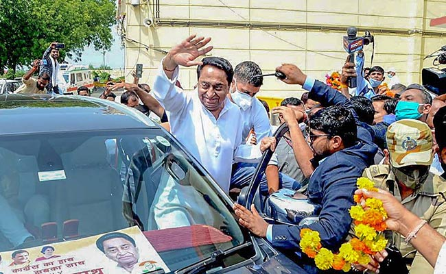 BJP Should Give Account Of Their 15 Years Before Asking Me About My 15 Months: Kamal Nath