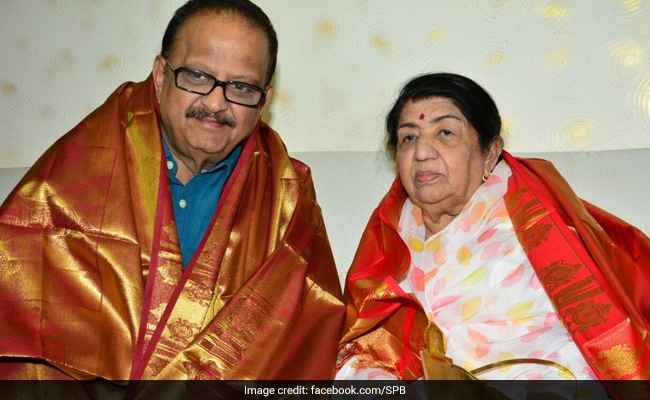 For S P Balasubrahmanyam, Tributes From Lata Mangeshkar, Anil Kapoor, Aamir Khan And Others
