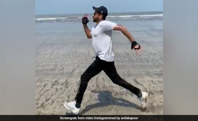 For Anil Kapoor, 'Fitness Always Comes First.' Here's Proof