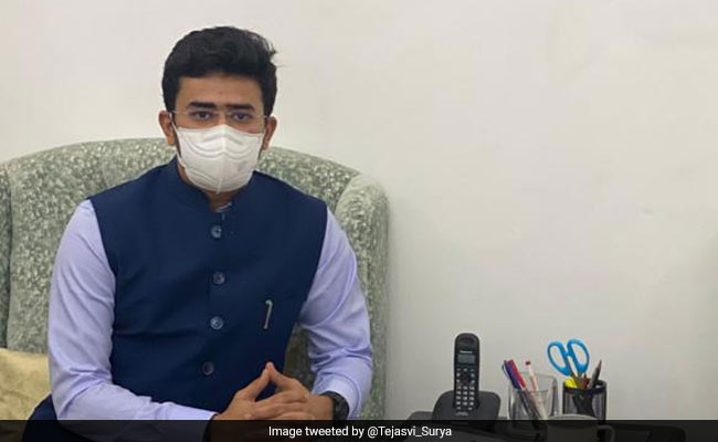 'TMC Government Murdered The Rule Of Law' In Bengal: Tejasvi Surya