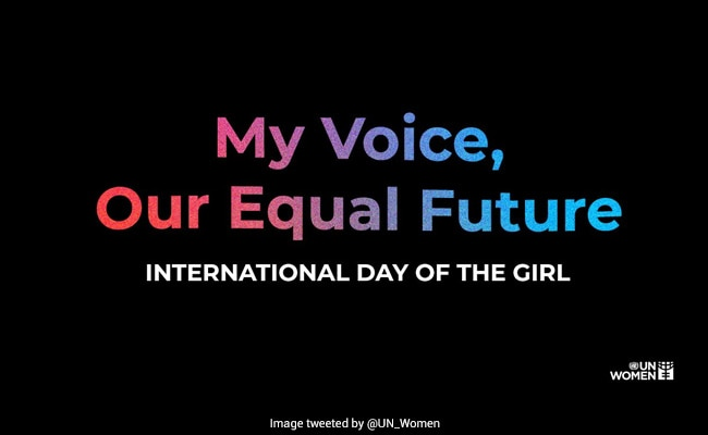 International Day Of The Girl Child: 'Help Girls Realise Their Dreams'
