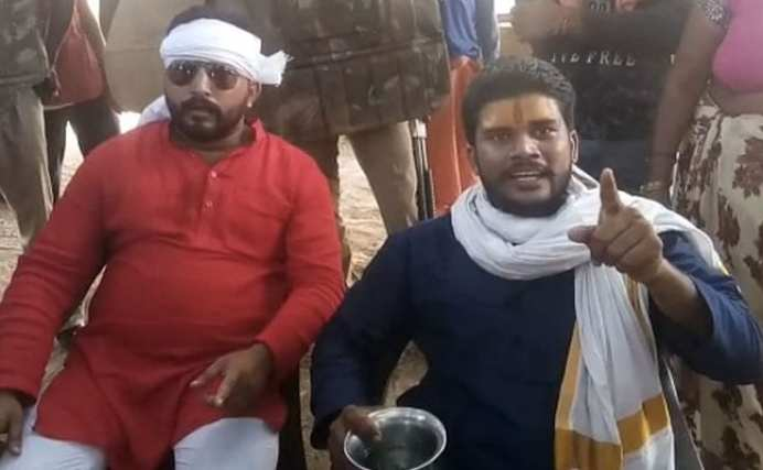 Thakur Men's Threats On Camera As They Defend Accused in Hathras Horror