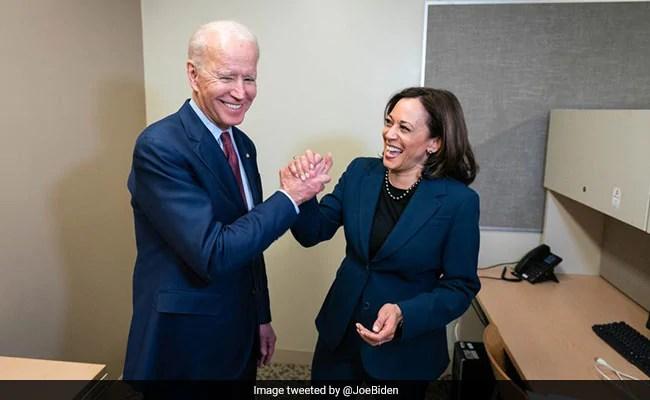 Indian Americans To Welcome Joe Biden, Kamala Harris With Kolam Tiles On Inauguration Day