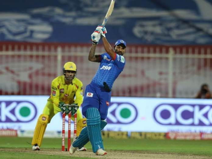 IPL 2020, DC vs CSK: Shikhar Dhawans Maiden IPL Century Takes Delhi Capitals To Top Of Points Table