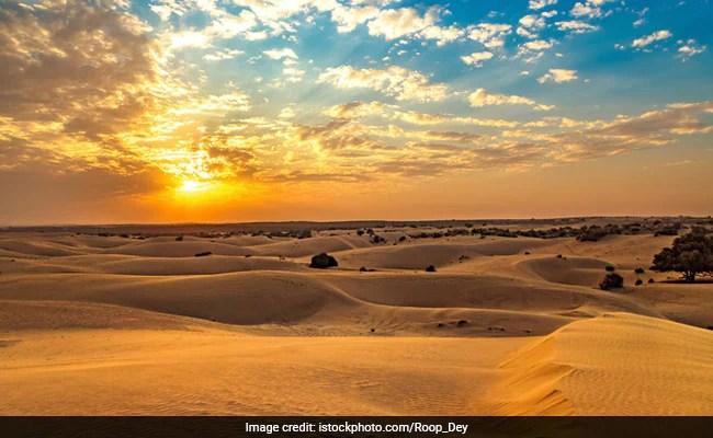 शोधकर्ताओं ने थार मरूस्थल में 1.72 लाख साल पहले बहने वाली नदी का पता लगाया
