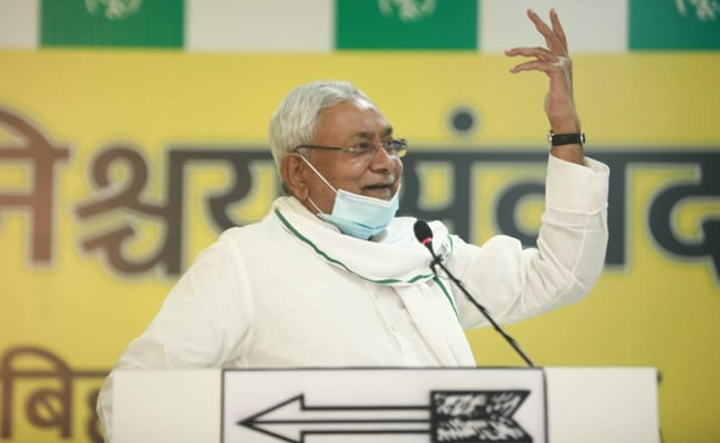 Nitish Kumar, Sushil Modi Launch Joint Poll Campaign, Hit Out At Lalu Yadav