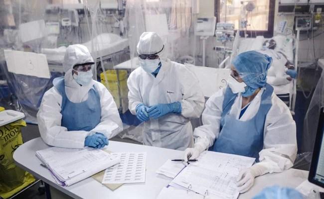 4 In 5 Covid Patients In Hospital Show Neurologic Symptoms: Study