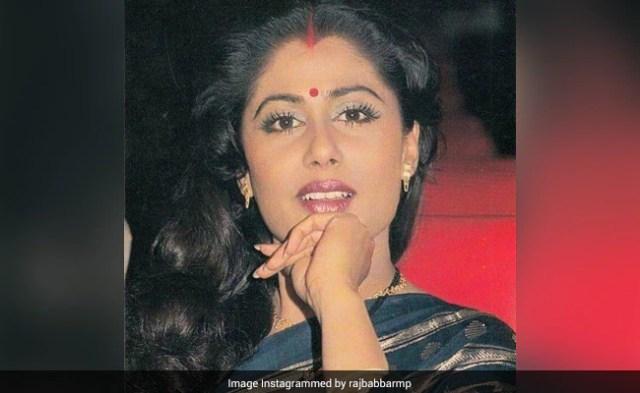 On Wife Smita Patil's Birth Anniversary, Raj Babbar Shares A Throwback Pic