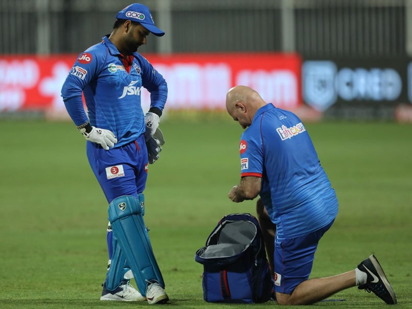 Indian Premier League, MI vs DC: Shreyas Iyer Confirms Injured Rishabh Pant Out Of Action For At Least A Week   Cricket News