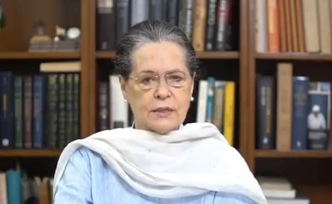 'Bangladesh Scripted A Whole New Destiny For Themselves':  Sonia Gandhi