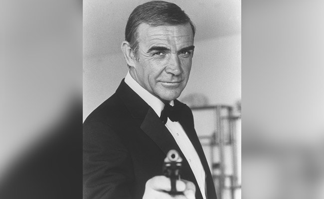 Connery, Sean Connery: The Definitive James Bond - And Much More