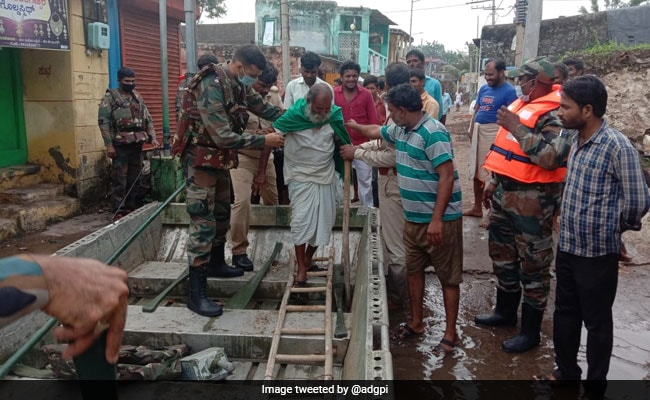 Karnataka Flood Situation Worsens, Army Pressed Into Action