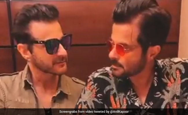 Here's What Anil Kapoor Shared On Brother Sanjay's Birthday