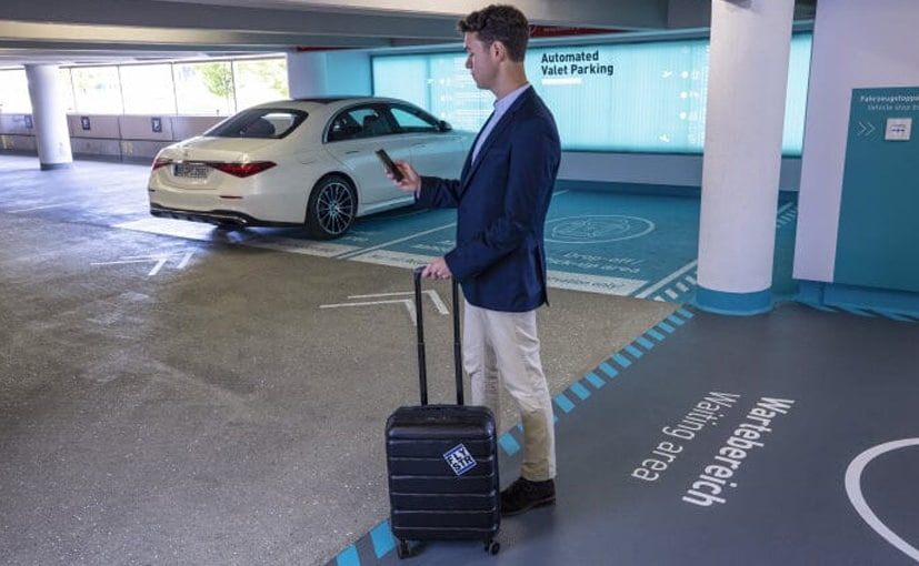 Using this service, users will be able to get the car parked using an app on their smartphones.