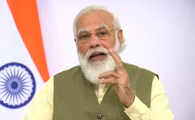 On IFS Day, PM Modi Lauds Officers For Their Work Towards Serving Nation