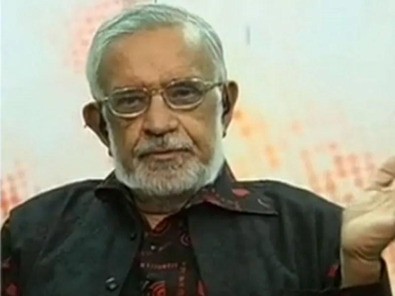 Kishore Bhimani, Veteran Sports Journalist, Dies At 81