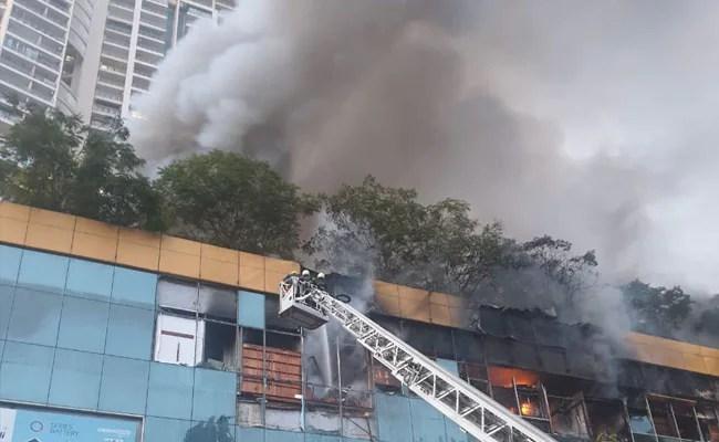 'I Ask For Forgiveness': Uddhav Thackeray On Mumbai Hospital Fire Deaths