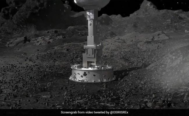 NASA को मिली बड़ी कामयाबी, करोड़ों मील दूर Bennu पर रखे कदम