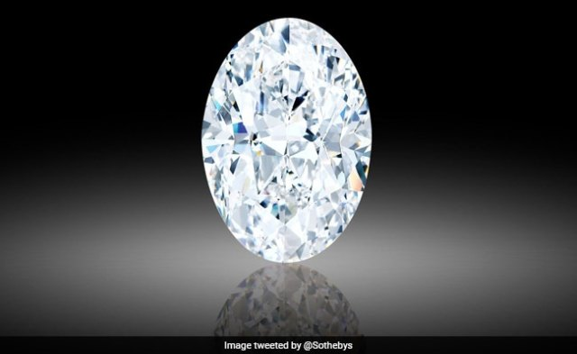 Rare Flawless Diamond Fetches $15.7 Million In Hong Kong Auction