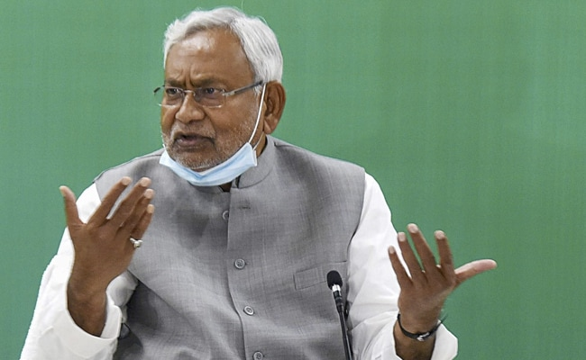 Nitish Kumar Orders Covid Tests Of People Coming From Bengal By Trains, Buses