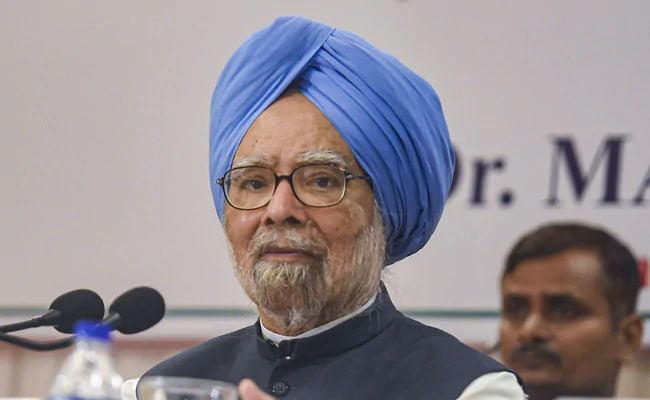 'History Shall Be Kinder To You...': Minister's Reply To Manmohan Singh