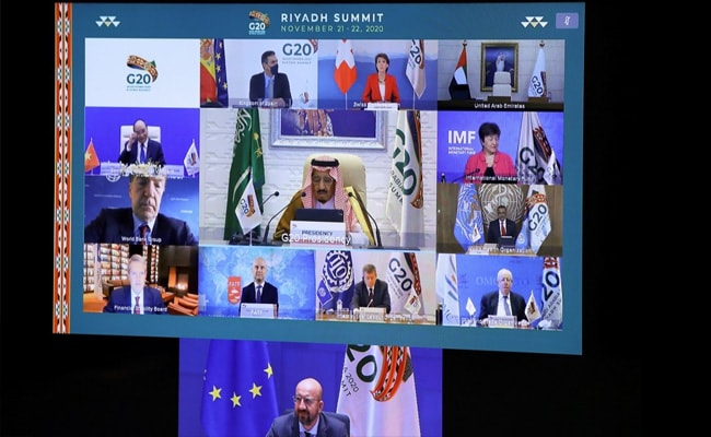 'Will Spare No Effort': G20 Leaders On Fair Access To Covid Vaccines