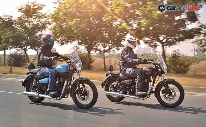 The Royal Enfield Meteor 350 is now available across the Asia-Pacific, Europe and North America