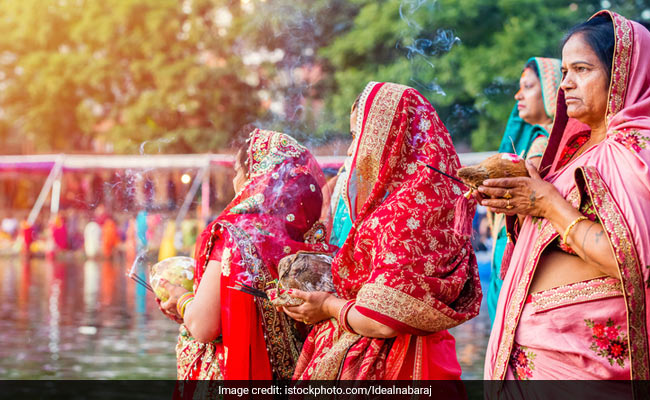 Chhath Puja Celebrated With Restrictions, Leaders Extend Wishes