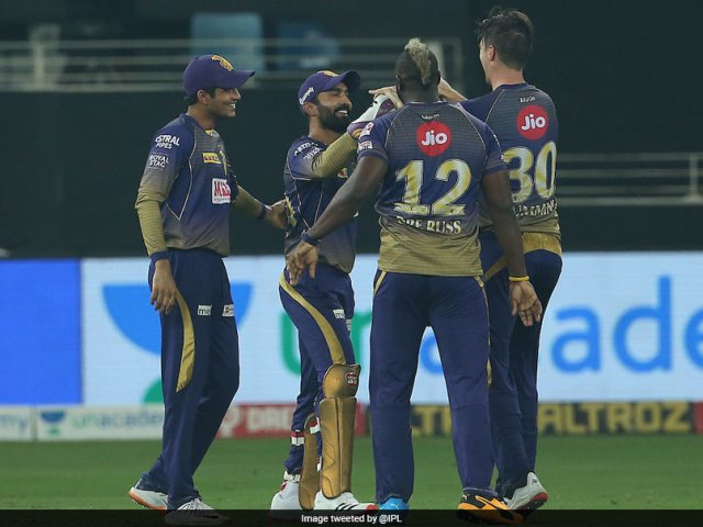 IPL 2020 Points Table: Kolkata Knight Riders Playoff Hopes Hanging By A Thread Despite Big Win Over Rajasthan Royals