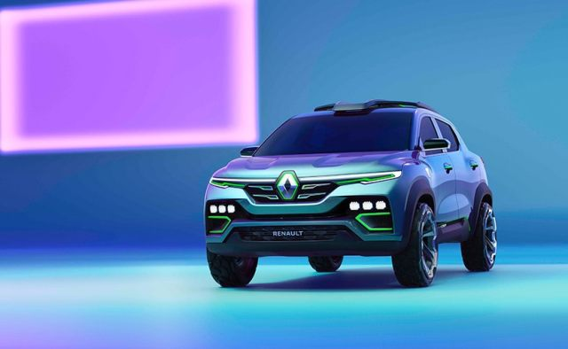 The production-spec Renault Kiger will be nearly 80 per cent identical to the concept version