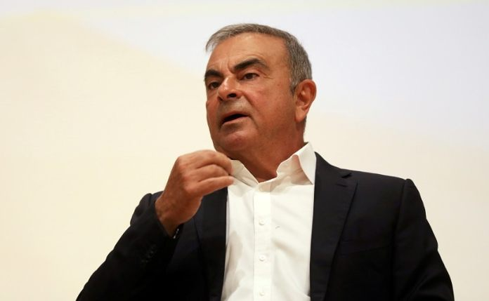 Ghosn was questioned voluntarily as a witness in the hearings