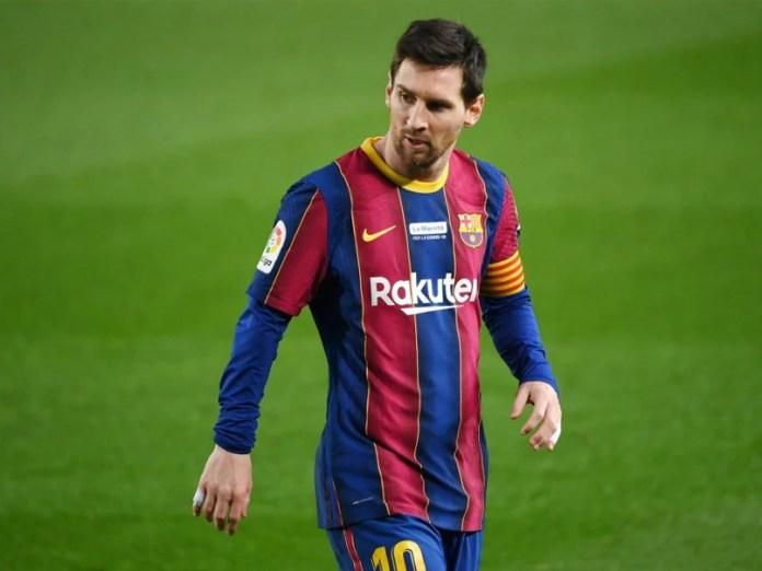 Lionel Messi Equals Peles Record Of Goals For A Single Club