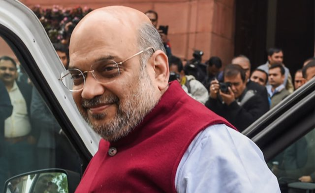 'India Stands United': Amit Shah Amid Pushback After Rihanna Farmer Post