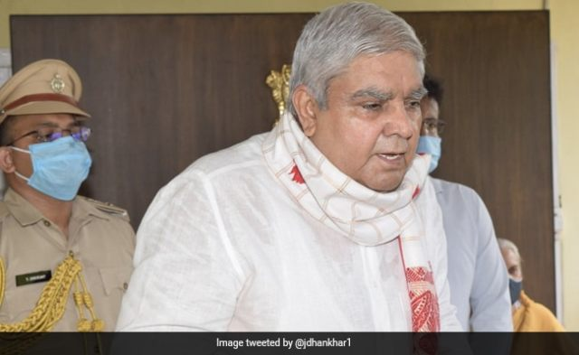 Contradicting Centre's Every Move Against Spirit Of Federalism: Bengal Governor