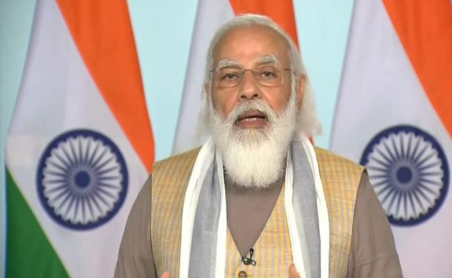 PM Modi To Meet Chief Ministers On Monday Over Coronavirus Vaccine Rollout