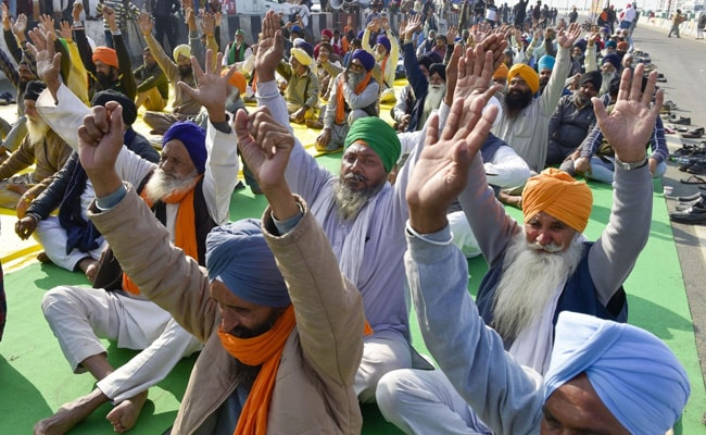 """Blockade Happens Only In War"""": Centre to Top Court on Farmers' Protest"""