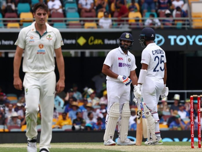 IND vs AUS, 4th Test, Day 2 Live Score: Huge Setback For India As Rohit Sharma Falls For 44