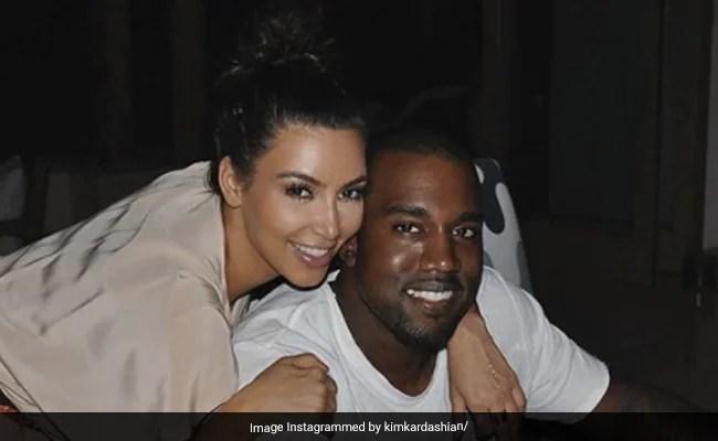 Kim Kardashian And Kanye West Hit By Divorce Rumours