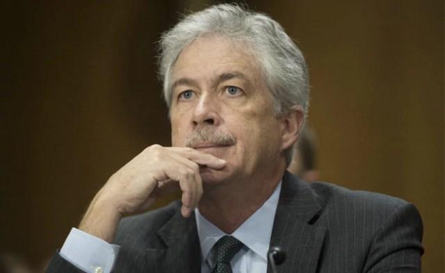 Joe Biden Picks US Career Diplomat William Burns As CIA Chief