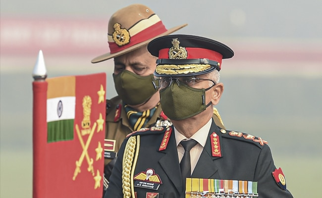 'Not An Inch Lost': Army Chief On India-China Disengagement In Ladakh